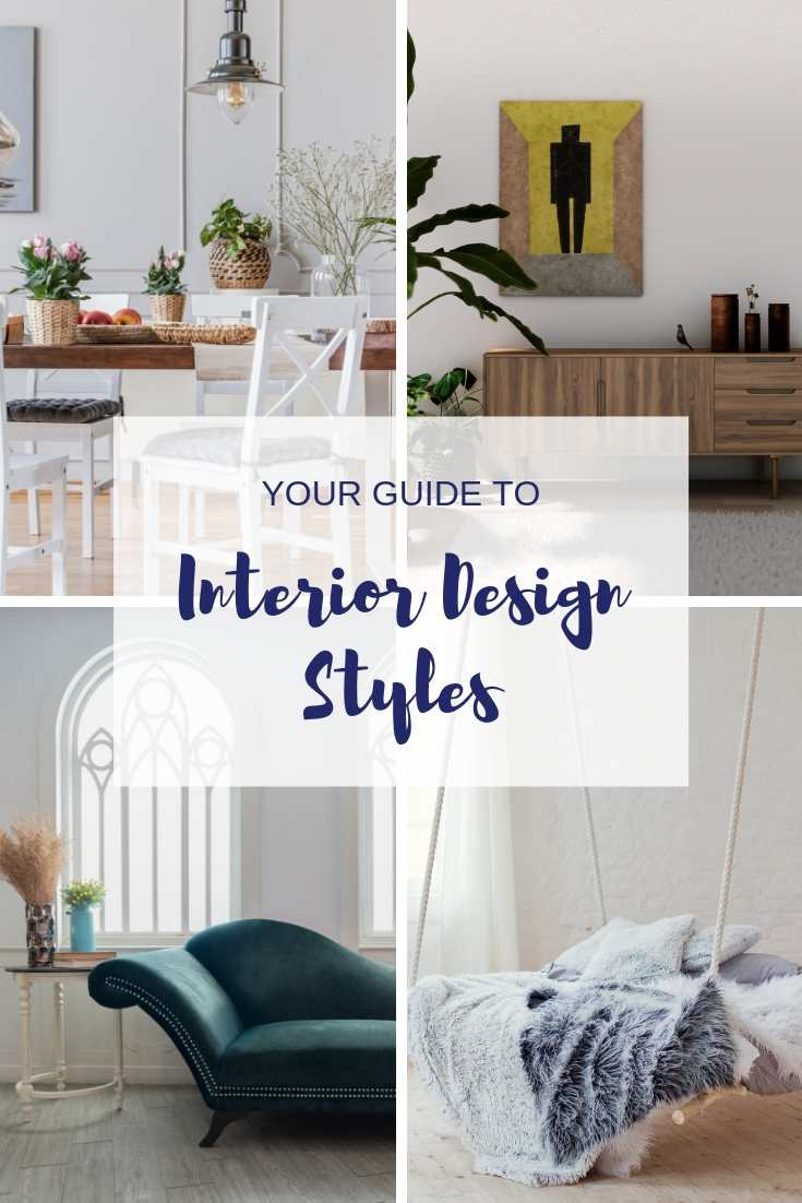 Your Guide to Interior Design Styles — Design Décor Decoded
